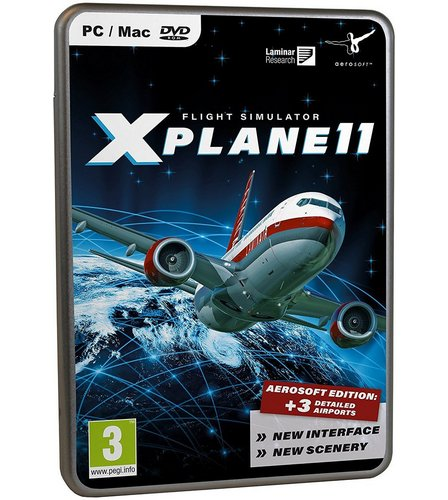 Image for PC: MAC X-Plane 11 from ace
