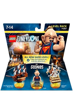 LEGO Dimensions: Goonies Level Pack