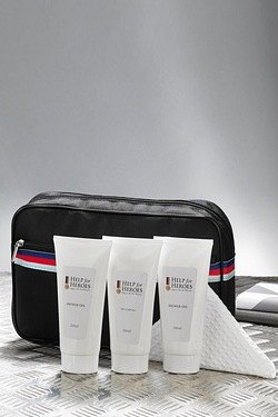 Help For Heroes Skin Care Kit