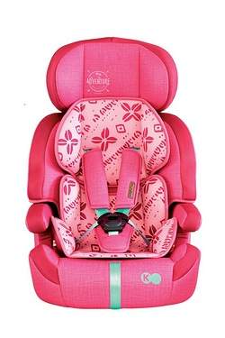 Koochi Motohero Group 123 Car Seat