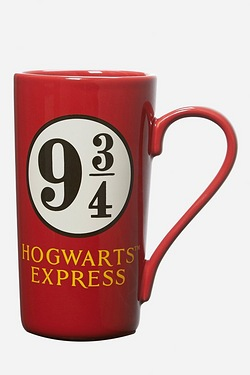 Harry Potter 9¾ Latte Mug
