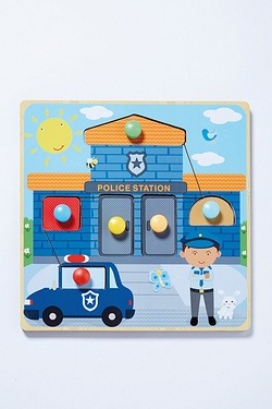 Police Station Story Puzzle