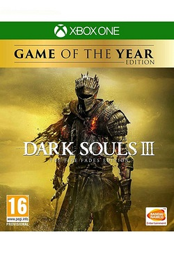 Xbox One: Dark Souls III: The Fire ...
