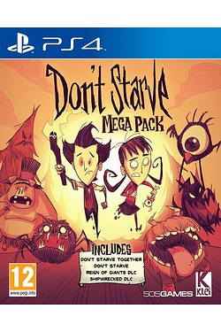 PS4: Don't Starve Mega Pack