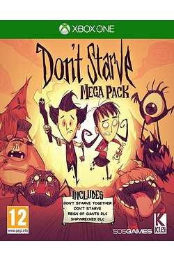 Xbox One: Don't Starve Mega Pack