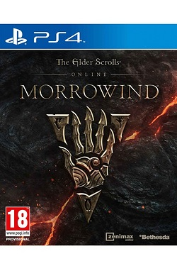 PS4: The Elder Scrolls Online: Morr...