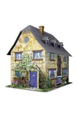 3D Puzzle Country Cottage