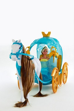 Steffi Pumpkin Carriage