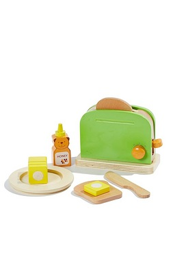 Wooden Toast Set
