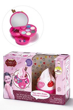 Cup Cake Make Up Set