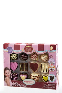 12-Piece Chocolate Lip Gloss