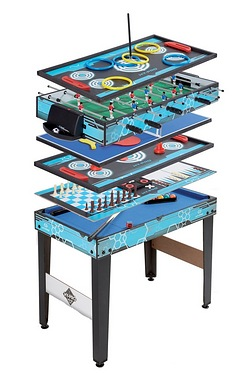 11-in-1 Games Table