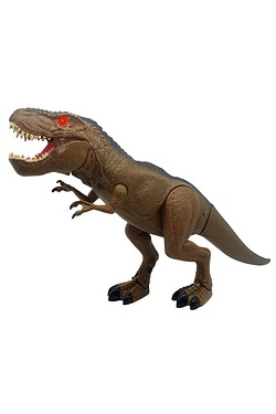 Battery Operated Walking T-Rex