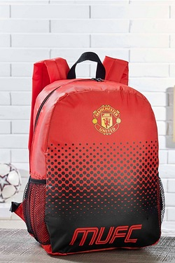 Fade Back Pack Manchester United
