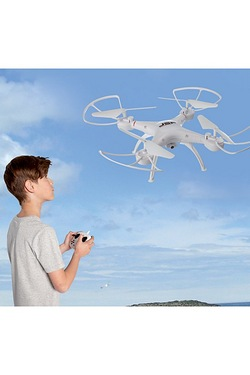 Hawk Quadcopter Drone with Camera
