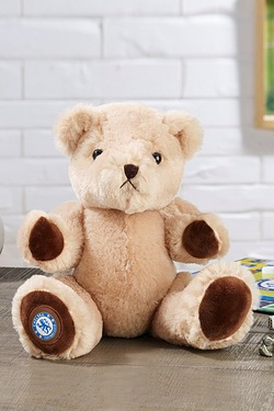 Football Teddy Bear - Chelsea