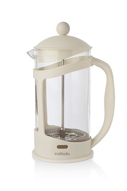 Sabichi Cream Cafetiere