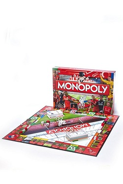 Football Monopoly Liverpool