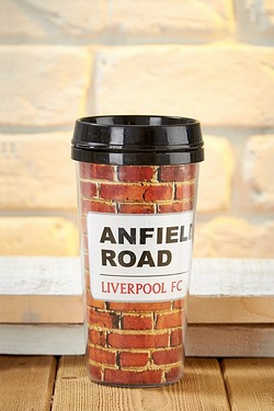 Football Travel Mug - Liverpool