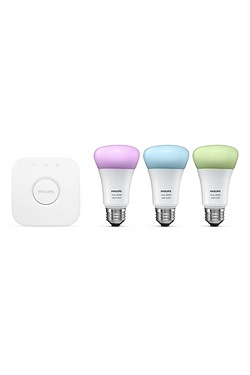 Philips Hue Colour E27 Smart Bulb S...