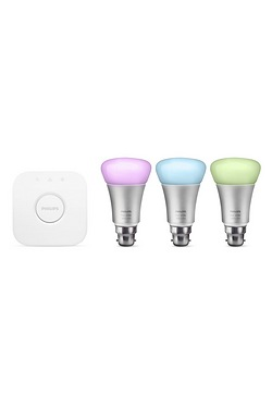 Philips Hue Colour B22 Smart Bulb S...