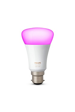 Philips Hue Colour B22 Single Smart...