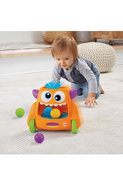 Fisher Price Monsters TV Driver