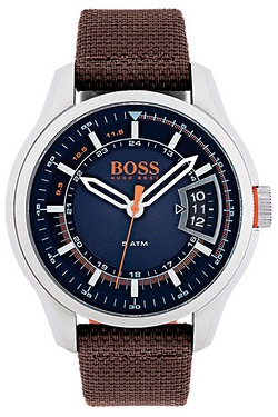 Hugo Boss Orange Brown Watch