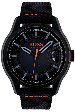Hugo Boss Orange Black Watch