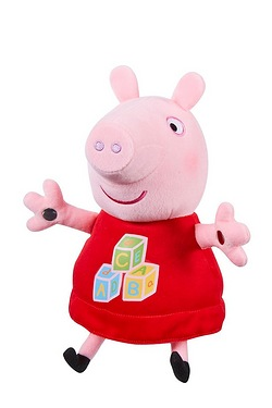 ABC Singing Peppa Pig