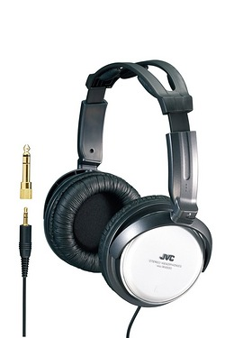 JVC High Quality Stereo Headphones