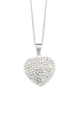 Sparkle With Love - Silver Crystal ...