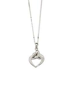 Sparkle With Love - Sterling Silver...