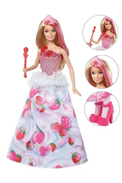 Barbie Dreamtopia Sweetville Featur...