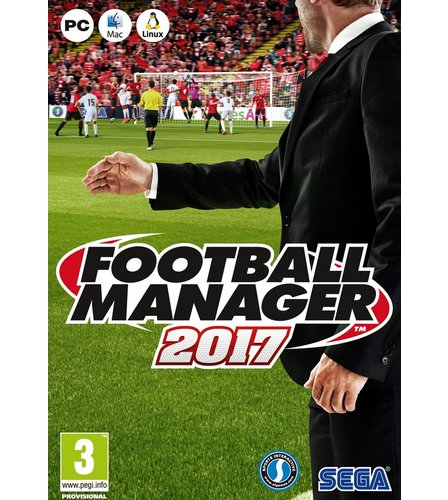 Image for PC: Football Manager 2017 from ace