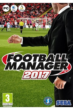 PC: Football Manager 2017