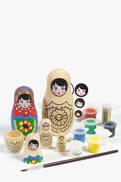 Craft Teen Russian Dolls