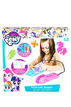 My Little Pony Airbrush Studio