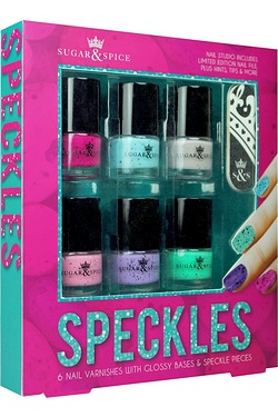 Sugar and Spice 6 Pack Speckle Effe...