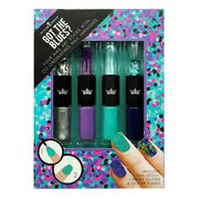Sugar and Spice 4 Pack Nail Art Sti...