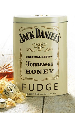 Jack Daniel's Fudge Tin - Honey