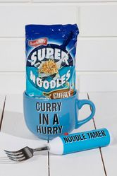 Super Noodle Mug and Noodles - Curry