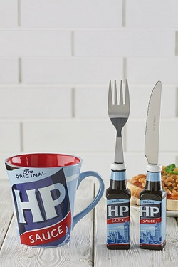 HP Mug and Cutlery Set