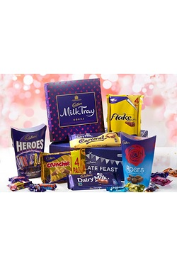 Cadbury Feast Box