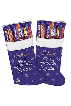 Cadbury Stocking Twin Pack