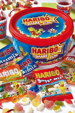 Haribo Share The Fun Tub