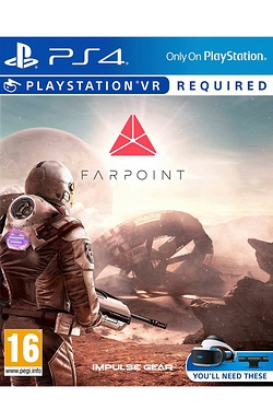 PS VR: Farpoint
