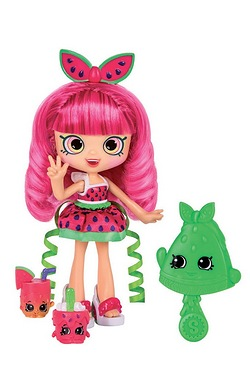 Shopkins Shoppies World Tour Themed...