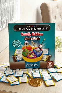 Chocolate Trivial Pursuit Family Ed...