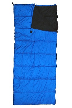 Fleece Lined Sleeping Bag